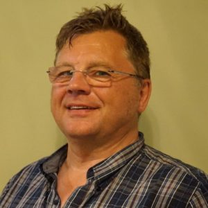 Justin Hegler Präsident